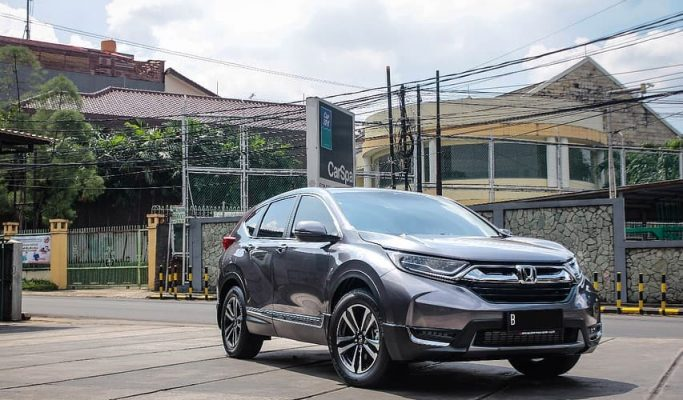 All New Honda CRV TURBO Medan 2020 – Honda Medan